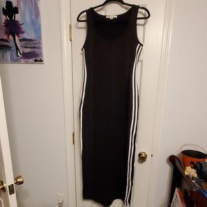 Boston Proper Sporty Maxi Dress. New! Size M